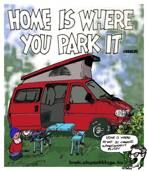 #vanlife,home is where,il faut vraiment que je bouge de ce pc,vw,transporter,t4,camper,westfalia