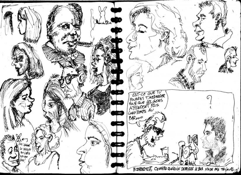 urban sketch,croquis,comptoir sketch,zinc sketch ?